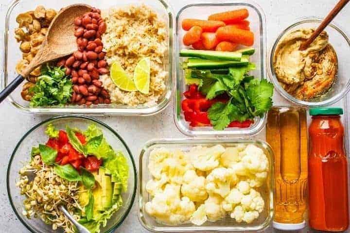 Hộp thủy tinh đựng thức ăn tiện dụng